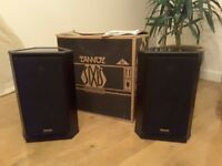 Tannoy 607 hifi speakers