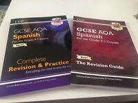 CGP SpanishRevision Guides 9-1 BUNDLE or INDIVIDUAL ( Complete revision and practice/Revsion guide)