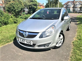 2007 Vauxhall Corsa 1.4 i 16v SXi 3dr --- Automatic --- Part Exchange Welcome --- Drives Good