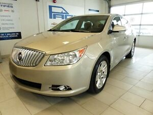 2012 BUICK LACROSSE 4DR SDN LUXURY AWD