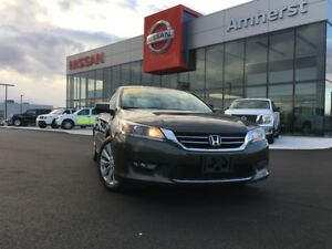 2015 Honda Accord EX-L SUNROOF, LEATHER INTERIOR, NEW TIRES & BR