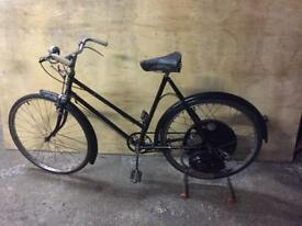 Coventry Eagle Cyclemaster bicycle