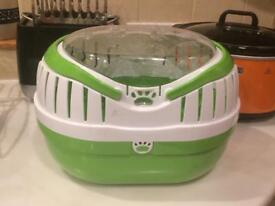 Happy Pet Pet Carrier - (Large size) ideal for small pets