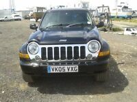 Jeep Cherokee 2005 Low Milage