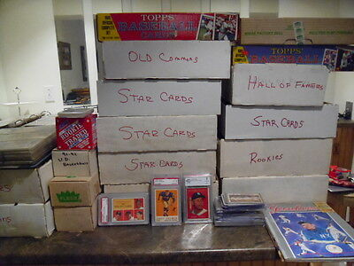 Liquidating Incredible Estate Find Of Vintage Unopened Baseball Card Packs!