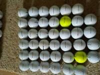 40 Titleist Nxt Tour Golf Balls
