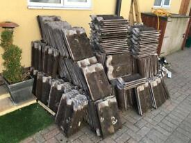 400 roof tiles