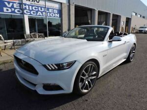 2015 FORD MUSTANG GT HAUT NIVEAU CABRIOLET 2 PORTES