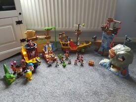 Huge Jake and the Neverland pirates bundle