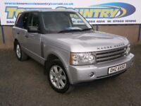 ***2005 Land Rover Range Rover TD6 HSE AUTO *FULL SERVICE HISTORY*12 MONTHS MOT*( jeep 4x4 discovery