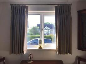 Window Bespoke Handmade Curtains