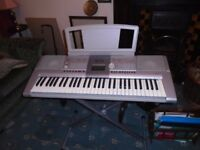 Yamaha Electric piano for sale Model PSR- 295