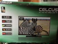 Celcus 40 inch LED Full HD TV