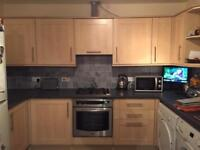 Kitchen Units, Oven and Hob