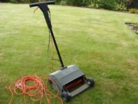 Electric Strimmer and Scarifier