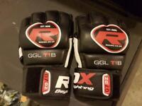 Mens 7oz Grappling Boxing Sparring Gloves