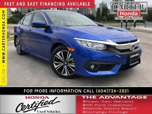 2016 Honda Civic EX-T + Summer Clearance! On Now!