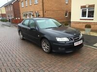 202 bhp Automatic Saab 9-3 Aero ,fsh,1st to drive will buy,long mot,px welcome