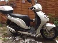 Honda Ps 125cc 2011 HPI clear 5 months MOT ExcellentCondition full service history original Back box