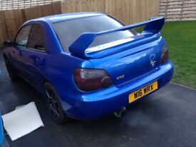 subaru impreza 2.0 wrx turbo, 05, bargain £3395 ono, px ???