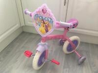 Disney Princess 10 inch Kids Training Bike For Kid