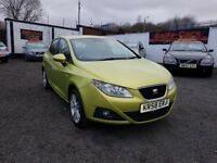 Seat Ibiza 1.6 16v Sport 5dr/TIMING CHAIN JUST BEEN DONE / 2008 (58 reg), Hatchback