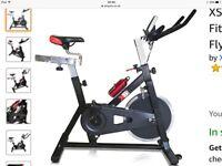 Brand new excercise bike
