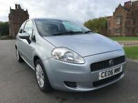 2006 (06 reg) Fiat Grande Punto 1.4 Dynamic 3dr Hatchback FULL SERVICE HISTORY 1 OWNER FROM NEW!