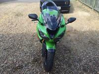 Kawasaki zx6r 636 ninja stunning bike very low miles
