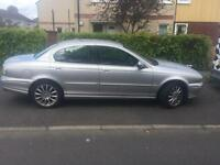 JAGUAR X-TYPE 1 YEAR MOT!, DIESEL 2003, £1500 ONO
