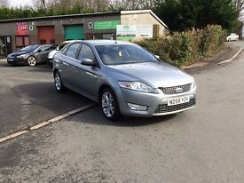 58 2008 Ford Mondeo 2.0 TDCi Titanium, High Spec