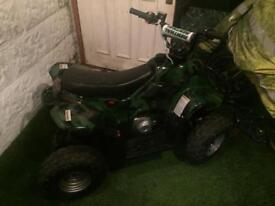 For sale 50cc 4 stroke quad