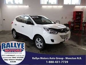 2015 Hyundai Tucson GL! ONLY 50K! Heated! Trade-In! Save!
