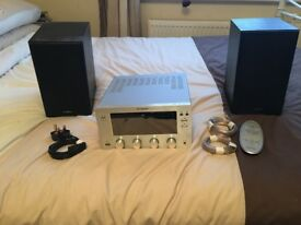 Soundstrom Valve Hifi System Bluetooth (Faulty)
