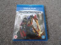 Blu-Ray Disc - Transformers Dark of the moon