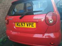 CHEVROLET MATIZ,5 DOOR,28000MILES,MINT CONDITION 12MOT ,CHEAP TAX AND INSURANCE