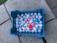 Golf Balls x 87