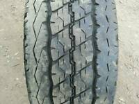 Iveco Van Tyre and rim, Almost new tyre