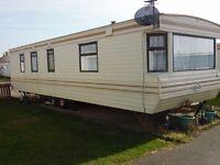 Towyn Edwards Leisure Park 2 Bedroom Plot CF411/EDWJSM
