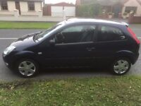 2004 Ford Fiesta 1.2 Manual 3Doors With 12 Month MOT PX Welcome