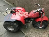 Honda Atc 110 Resto Project & Spares