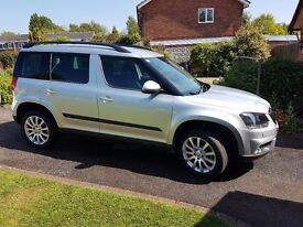 Immaculate condition and 22 months skoda warranty remaining