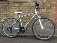 Pinnacle Colbolt mens hybrid bike