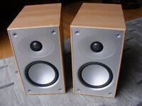Mordaunt Short MS902i Avant speakers.
