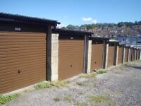 Lock-up garage on secure site available for storage of vehicle or items in Rochester