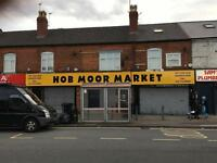 Shops to let- Hobmoor Market - Indoor Shops to let All bills - Council tax Included