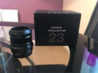 Fuji 23mm f2 WR - mint condition