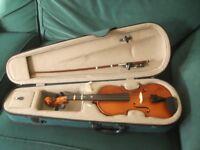 Violin - 1/2 Size Antonia Hornby Skewes & Company