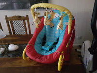 Hauck Bungee Jungle Fun Deluxe Baby Bouncer. Delivery is possible