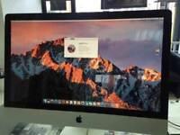 Apple iMac 27'' (late 2009)